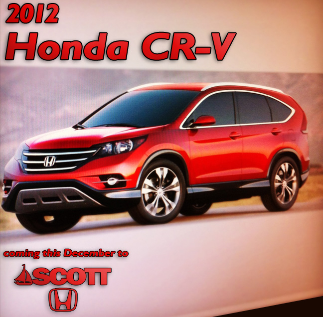 scott honda is excited for 2012 honda cr v debut sconda blog