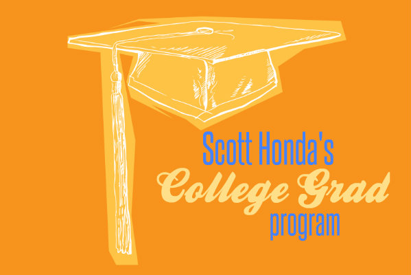 Scott Honda College Graduate Program